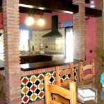 Casa Rural El refugio de Laura Cocina