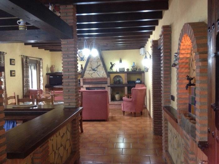 Casa rural el refugio de laura casa rural en granada andaluc a - Granada casa rural ...