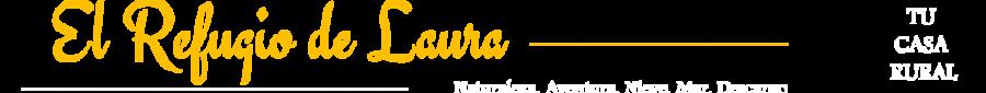 El refugio de Laura Casa Rural Logo